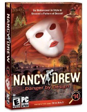 Nancy Drew: Danger by Design - PC - NTSC-U (North America)