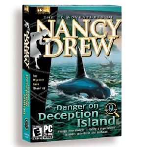 Nancy Drew: Danger on Deception Island - PC - NTSC-U (North America)