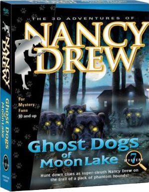 Nancy Drew: Ghost Dogs of Moon Lake - PC - NTSC-U (North America)