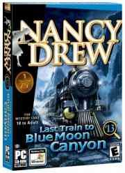 Nancy Drew: Last Train to Blue Moon Canyon - PC - NTSC-U (North America)