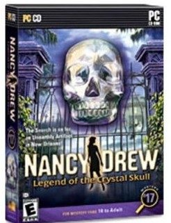 Nancy Drew: Legend of the Crystal Skull - PC - NTSC-U (North America)