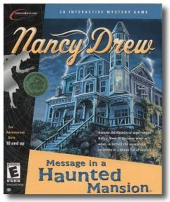 Nancy Drew: Message in a Haunted Mansion - PC - NTSC-U (North America)