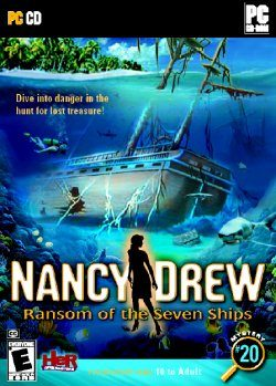 Nancy Drew: Ransom of the Seven Ships - PC - NTSC-U (North America)