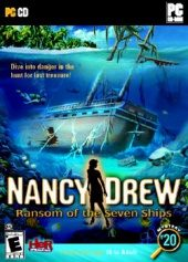 Box shot of Nancy Drew: Ransom of the Seven Ships [North America]