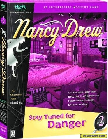 Nancy Drew: Stay Tuned for Danger - PC - NTSC-U (North America)