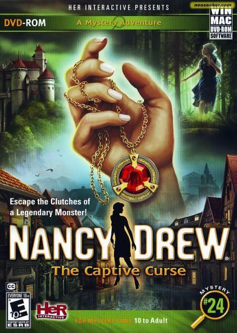 Nancy Drew: The Captive Curse - PC - NTSC-U (North America)