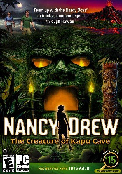 Nancy Drew: The Creature of Kapu Cave - PC - NTSC-U (North America)