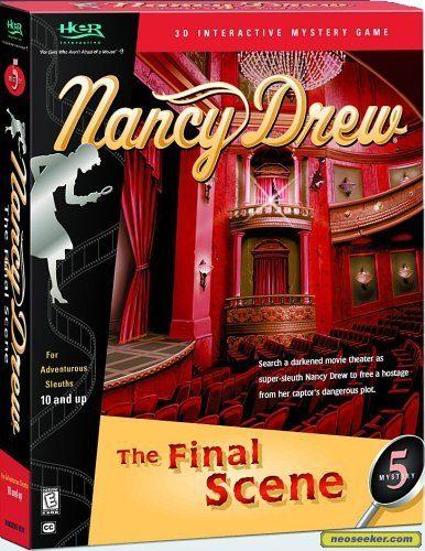 Nancy Drew: The Final Scene - PC - NTSC-U (North America)