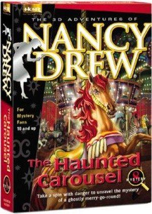 Nancy Drew: The Haunted Carousel - PC - NTSC-U (North America)