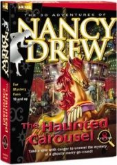 Box shot of Nancy Drew: The Haunted Carousel [North America]