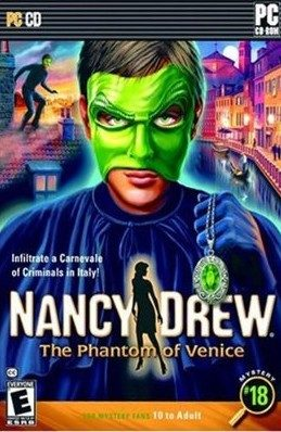 Nancy Drew: The Phantom of Venice - PC - NTSC-U (North America)
