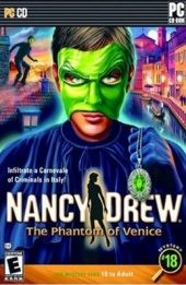 Box shot of Nancy Drew: The Phantom of Venice [North America]