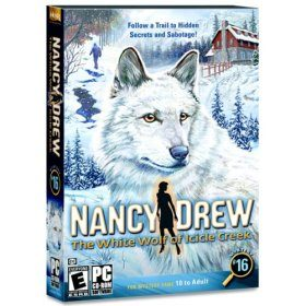Nancy Drew: The White Wolf of Icicle Creek - PC - NTSC-U (North America)