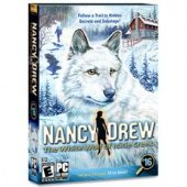 Box shot of Nancy Drew: The White Wolf of Icicle Creek [North America]