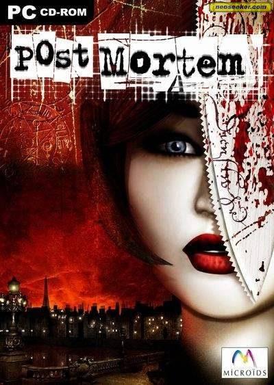Post Mortem - PC - PAL (Europe)
