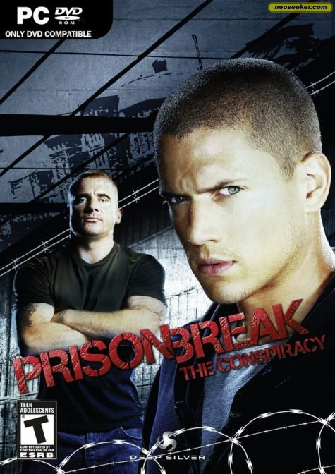Prison Break: The Conspiracy - PC - NTSC-U (North America)