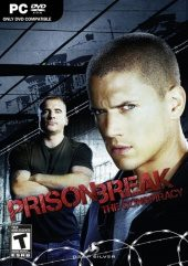 Box shot of Prison Break: The Conspiracy [North America]