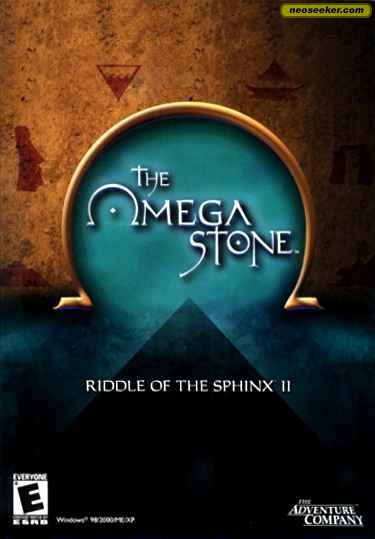 Riddle of the Sphinx II: The Omega Stone - PC - NTSC-U (North America)