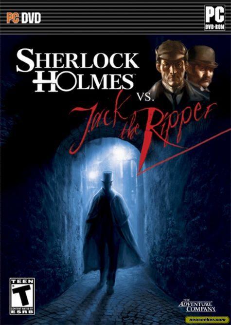 Sherlock Holmes vs Jack the Ripper - PC - NTSC-U (North America)