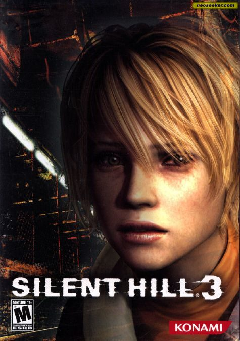 Silent Hill 3 - PC - NTSC-U (North America)