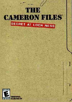 The Cameron Files: Secret At Loch Ness - PC - NTSC-U (North America)