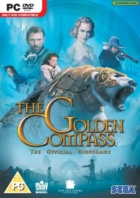 The Golden Compass - PC - PAL (Europe)