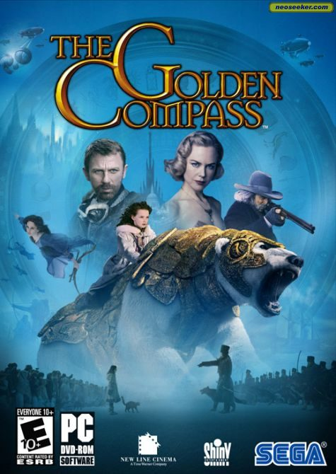 The Golden Compass - PC - NTSC-U (North America)