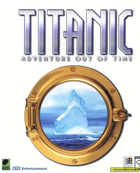 Titanic: Adventure Out of Time - PC - NTSC-U (North America)