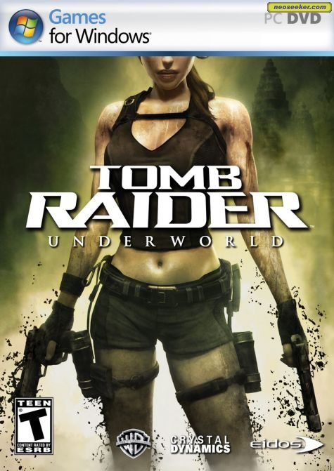 Tomb Raider Underworld - PC - NTSC-U (North America)