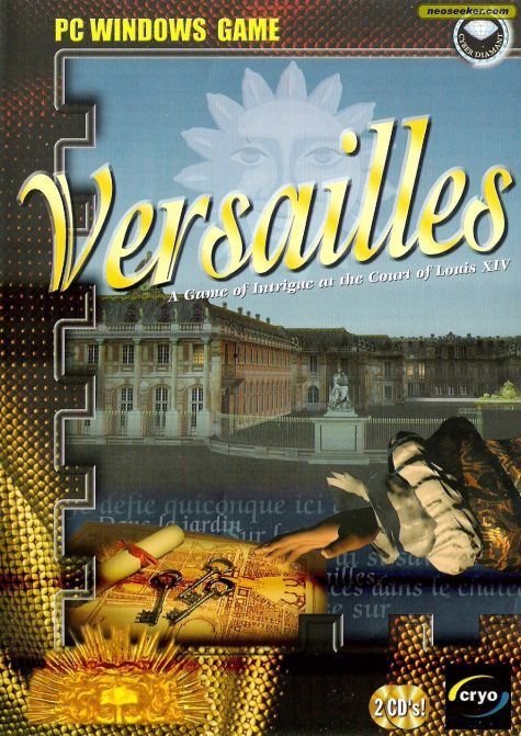 Versailles 1685 - A Game of Intrigue at the Court of Louis XIV - PC - PAL (Europe)