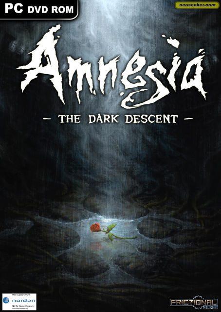 Amnesia: The Dark Descent - PC - NTSC-U (North America)