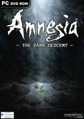 Box shot of Amnesia: The Dark Descent [North America]