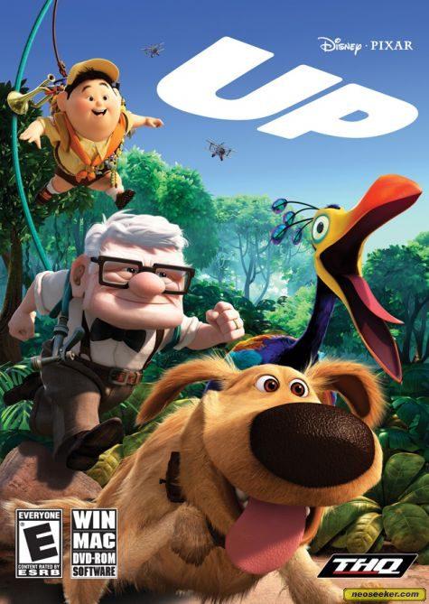Disney-Pixar's Up - PC - NTSC-U (North America)