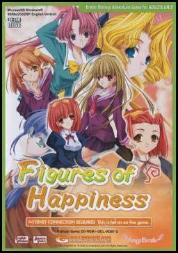 Figures of Happiness - PC - NTSC-U (North America)