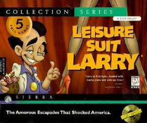 Leisure Suit Larry Collection - PC - NTSC-U (North America)