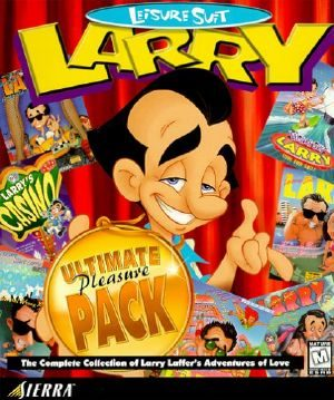 Leisure Suit Larry's Ultimate Pleasure Pack - PC - NTSC-U (North America)