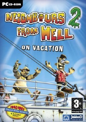 Neighbors From Hell 2 - PC - PAL (Europe)