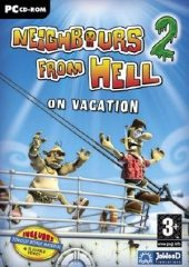 Box shot of Neighbors From Hell 2 [Europe]