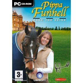 Pippa Funnell: Take the Reins - PC - PAL (Europe)