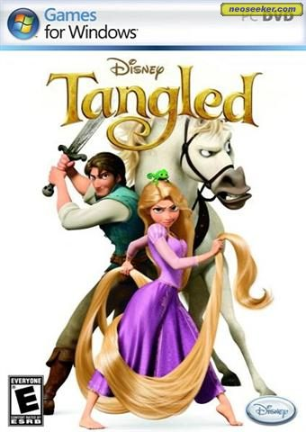 Tangled - PC - NTSC-U (North America)