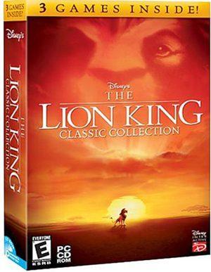 The Lion King - PC - NTSC-U (North America)