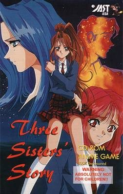 Three Sisters' Story - PC - NTSC-U (North America)