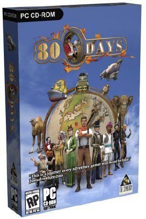 80 Days - PC - NTSC-U (North America)