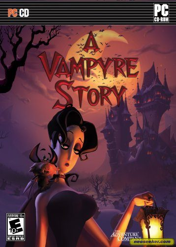 A Vampyre Story - PC - NTSC-U (North America)