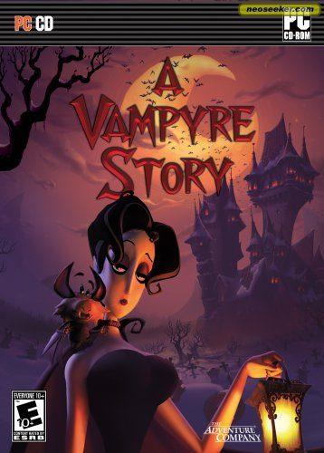 A Vampyre Story - PC - NTSC-U (North America)