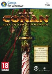 Box shot of Age of Conan: Rise of the Godslayer [Europe]