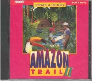 Amazon Trail - PC - NTSC-U (North America)