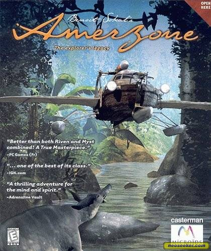 Amerzone - PC - NTSC-U (North America)
