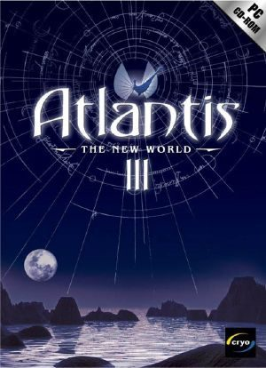 Atlantis II - PC - PAL (Europe)