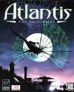 Atlantis: The Lost Tales - PC - NTSC-U (North America)